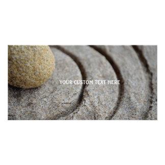 Zen Stone Life's Circles Card