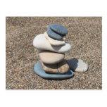 Zen stones post cards
