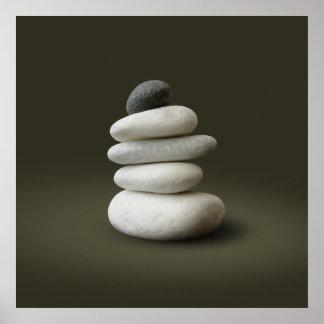 Zen Stones - poster