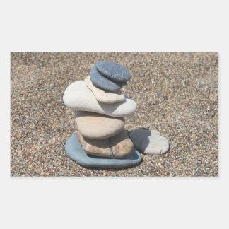 Zen stones stickers