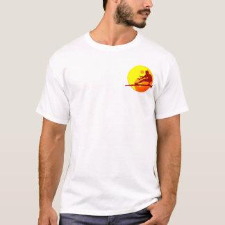 Zen Surfer (Sunburst) Bondi Beach T-Shirt