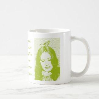 Zen Thoughts Inspirational Mug/Happiness Coffee Mug