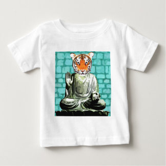 Zen Tiger Baby T-Shirt
