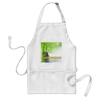 Zen tranquility water garden by healing love apron
