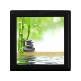 Zen tranquility water garden by healing love trinket boxes