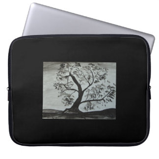 Zen Tree Laptop Sleeve 15""
