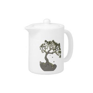 Zen Tree~Teapot Teapot