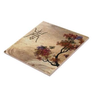 Zen Tree Tile