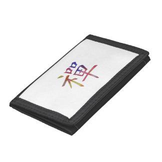 Zen Trifold Wallet