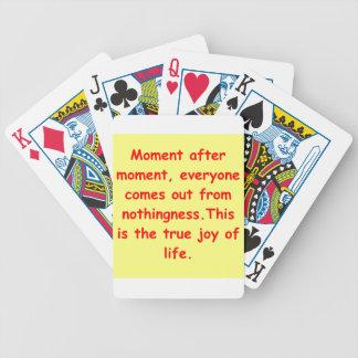 zen understanding card decks