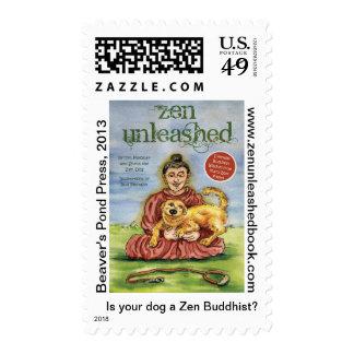 Zen Unleashed stamps