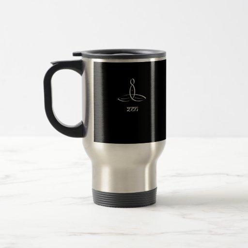Zen - White Sanskrit style Mug