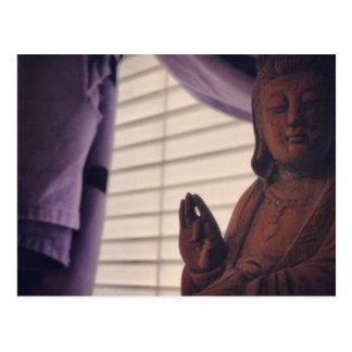 Zen Window Postcard