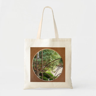 Zen Window Tote Bag