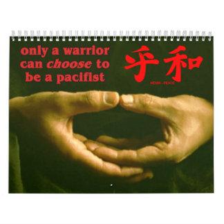 Zen y el calendario de los artes marciales