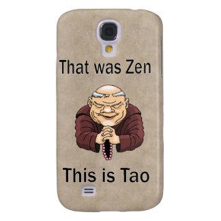 Zen y Tao Funda Para Galaxy S4
