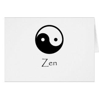 Zen Yin & Yang Cards