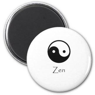 Zen Yin & Yang Magnet
