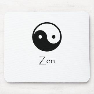 Zen Yin & Yang Mouse Pad