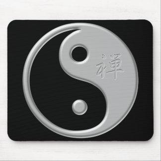 Zen Yin Yang Mousepad