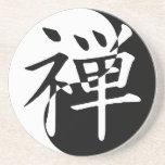 Zen Yin Yang Posavasos Personalizados