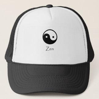 Zen Yin & Yang Trucker Hat