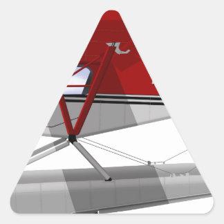 Zenair CH-701 Amphibian Triangle Sticker