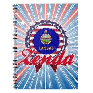 Zenda KS Cuaderno