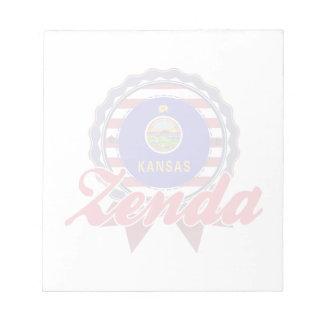 Zenda KS Libreta Para Notas