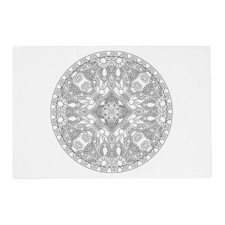 Zendala Design Placemat