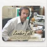ZenderTalk Mouse Pad