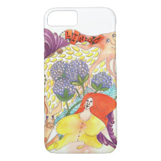 Zendoodle Art Linda iPhone 8/7 Case