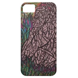 Zendoodle big O Gorilla iPhone SE/5/5s Case