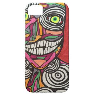 Zendoodle crazy iPhone SE/5/5s case