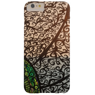 Zendoodle flower barely there iPhone 6 plus case