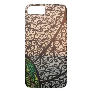 Zendoodle flower iPhone 8 plus/7 plus case