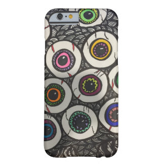 Zendoodle I see u Barely There iPhone 6 Case