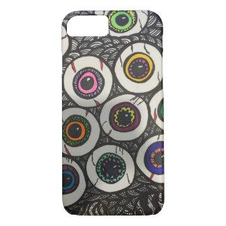 Zendoodle I see u iPhone 8/7 Case