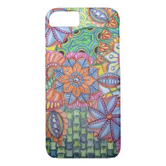 ZenDoodle iPhone Case