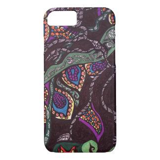 Zendoodle lost weed iPhone 8/7 case
