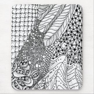 ZenDoodle Mouse mat