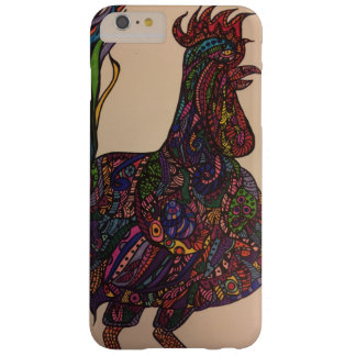 Zendoodle rooster barely there iPhone 6 plus case