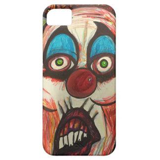 Zendoodle scary clown iPhone SE/5/5s case