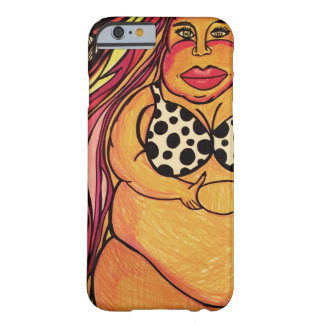 """Zendoodle """"she found the fork"""" barely there iPhone 6 case"""
