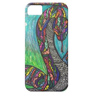 Zendoodle snake iPhone SE/5/5s case