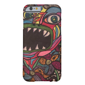 Zendoodle swamp monster barely there iPhone 6 case