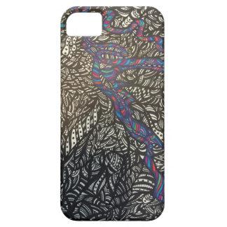 Zendoodle. Swirls iPhone SE/5/5s Case