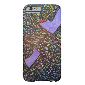 Zendoodle trapped barely there iPhone 6 case
