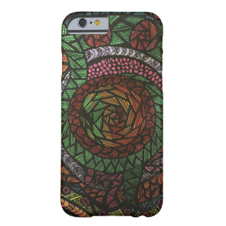 Zendoodle twister barely there iPhone 6 case
