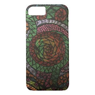 Zendoodle twister iPhone 8/7 case